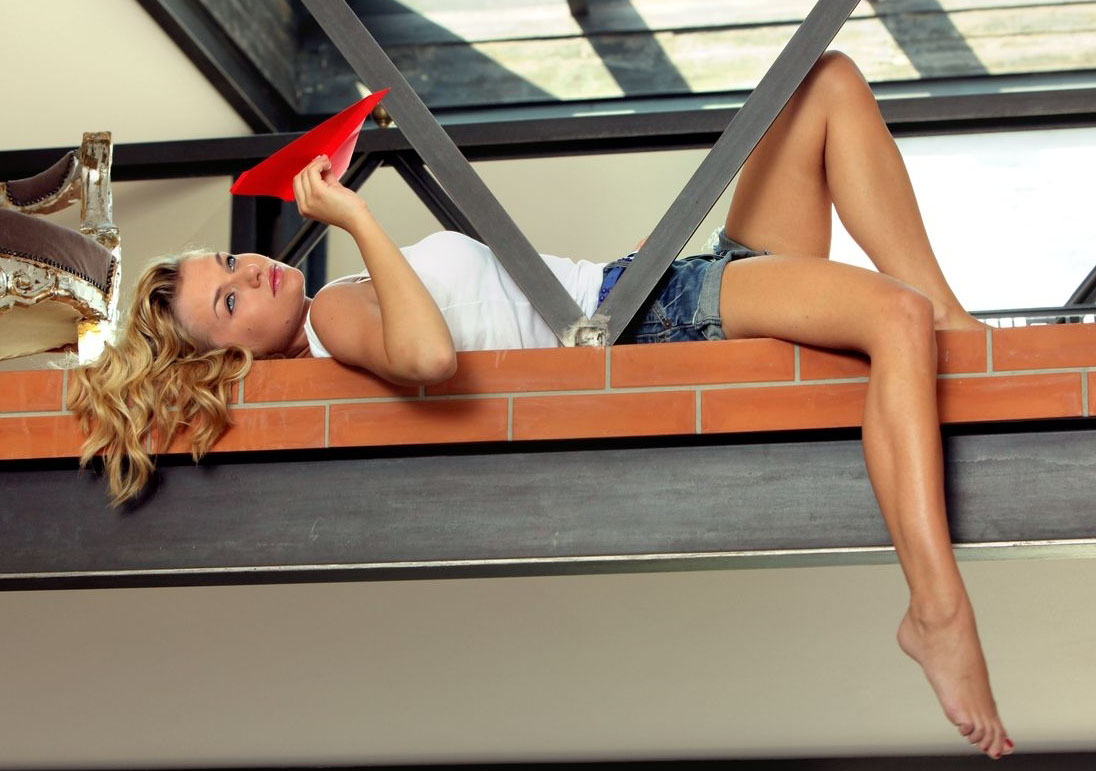 Emilia Komarnicka-Klijnstra Nago. Zdjęcie - 12