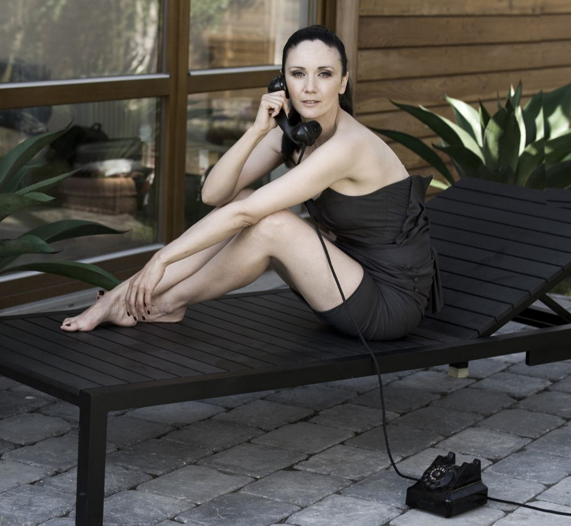 Ilona Ostrowska Nago. Zdjęcie - 1