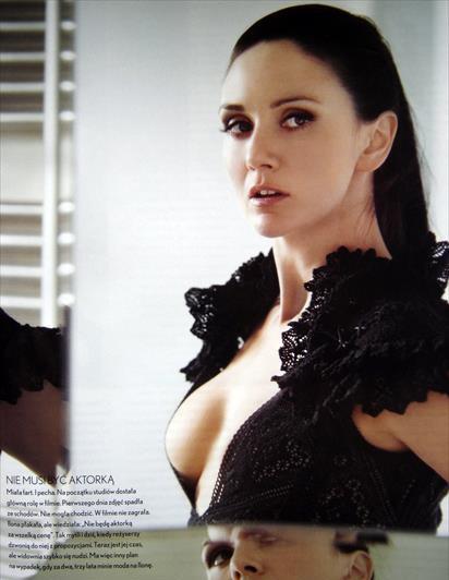 Ilona Ostrowska Nago. Zdjęcie - 11