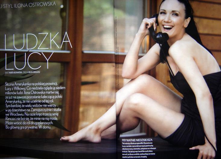 Ilona Ostrowska Nago. Zdjęcie - 12