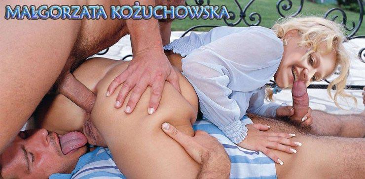 Małgorzata Kożuchowska Nago. Zdjęcie - 46