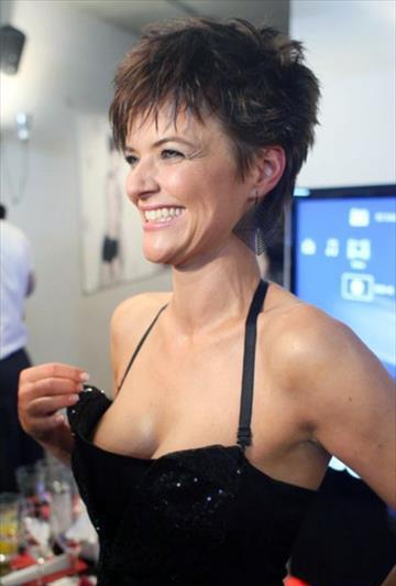Monika Richardson Nago. Zdjęcie - 2
