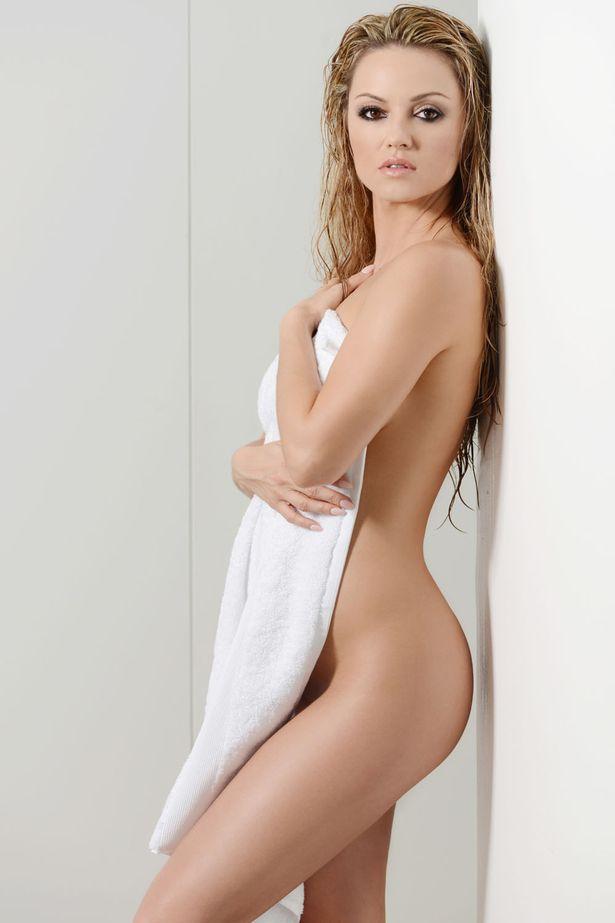 Ola Jordan Nago. Zdjęcie - 27