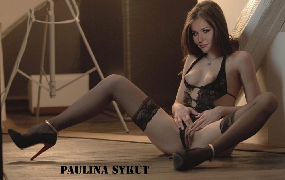 Paulina Sykut-Jeżyna Nago. Zdjęcie - 31