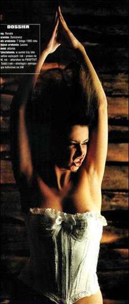 Renata Dancewicz Nago. Zdjęcie - 24