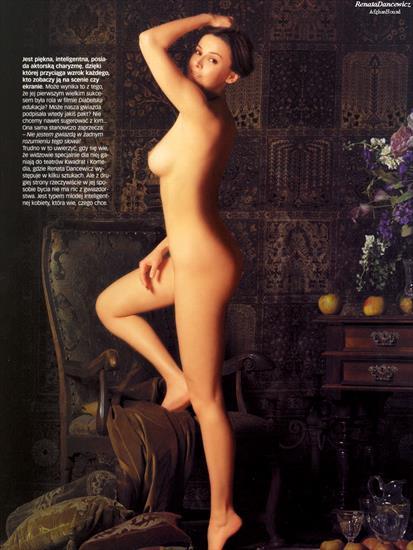 Renata Dancewicz Nago. Zdjęcie - 36