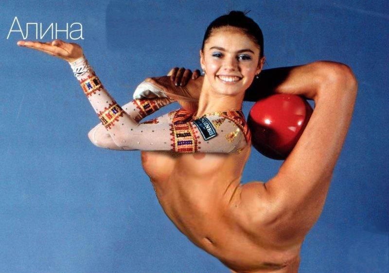 Алина Кабаева голая. Фото - 53