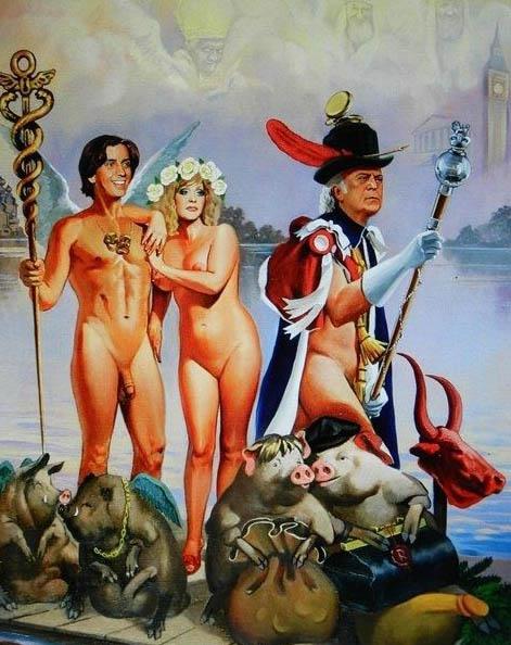 Алла Пугачева голая. Фото - 1