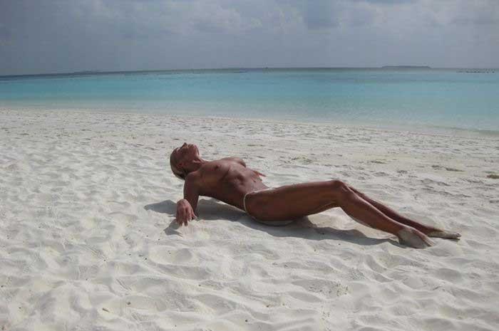Анастасия Волочкова голая. Фото - 12