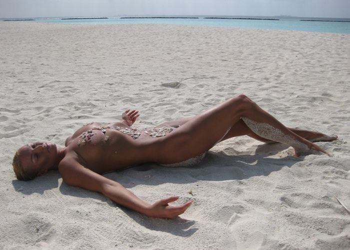 Анастасия Волочкова голая. Фото - 20