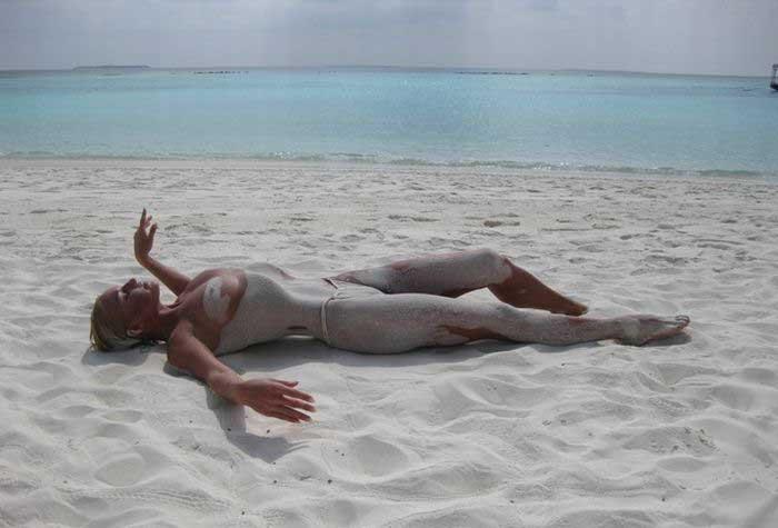 Анастасия Волочкова голая. Фото - 8