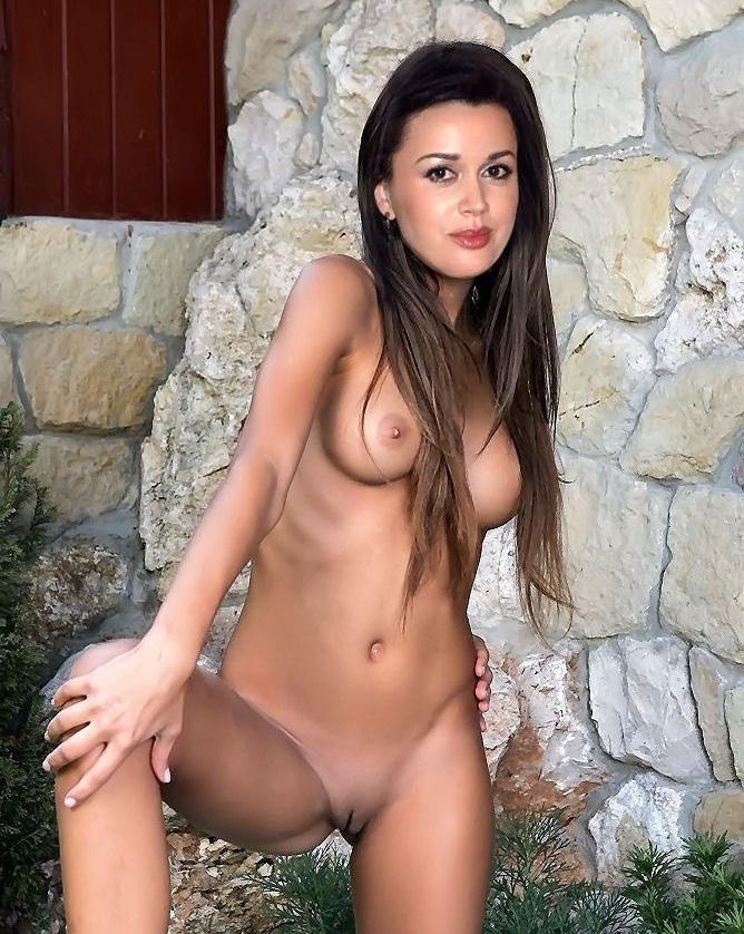 Анастасия Заворотнюк голая. Фото - 100