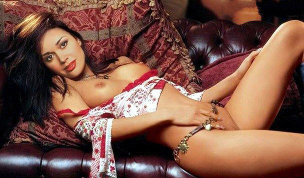 Анастасия Заворотнюк голая. Фото - 6