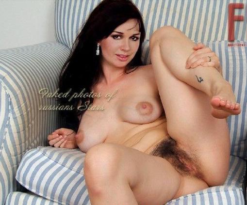 Анастасия Заворотнюк голая. Фото - 90