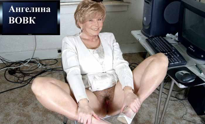 Ангелина Вовк голая. Фото - 8