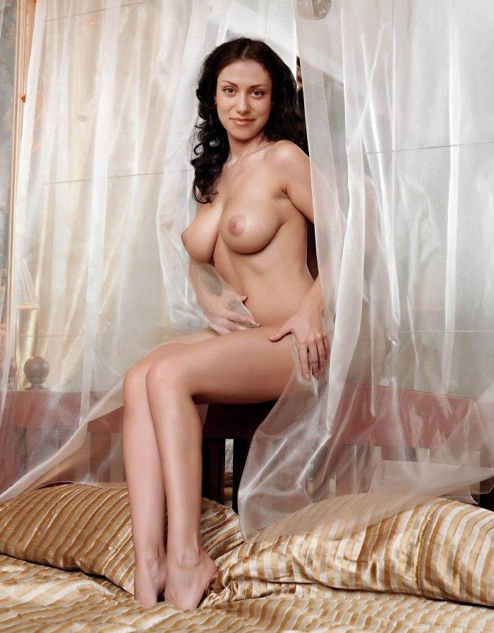 Анна Ковальчук голая. Фото - 34