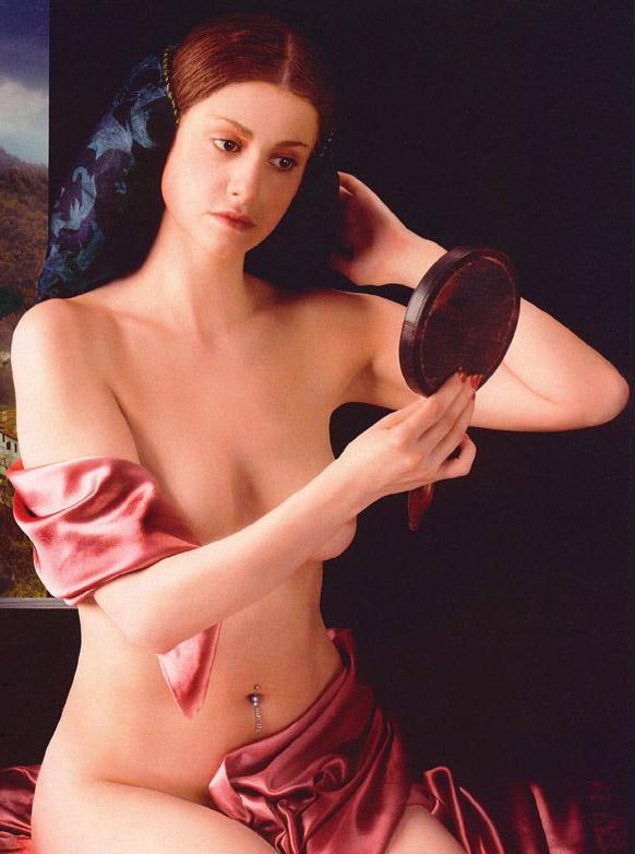 Анна Ковальчук голая. Фото - 9