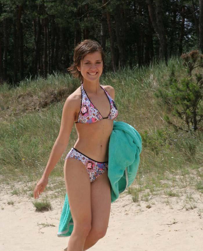 Анна Кузина голая. Фото - 3