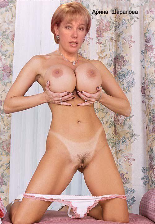 Арина Шарапова голая. Фото - 23