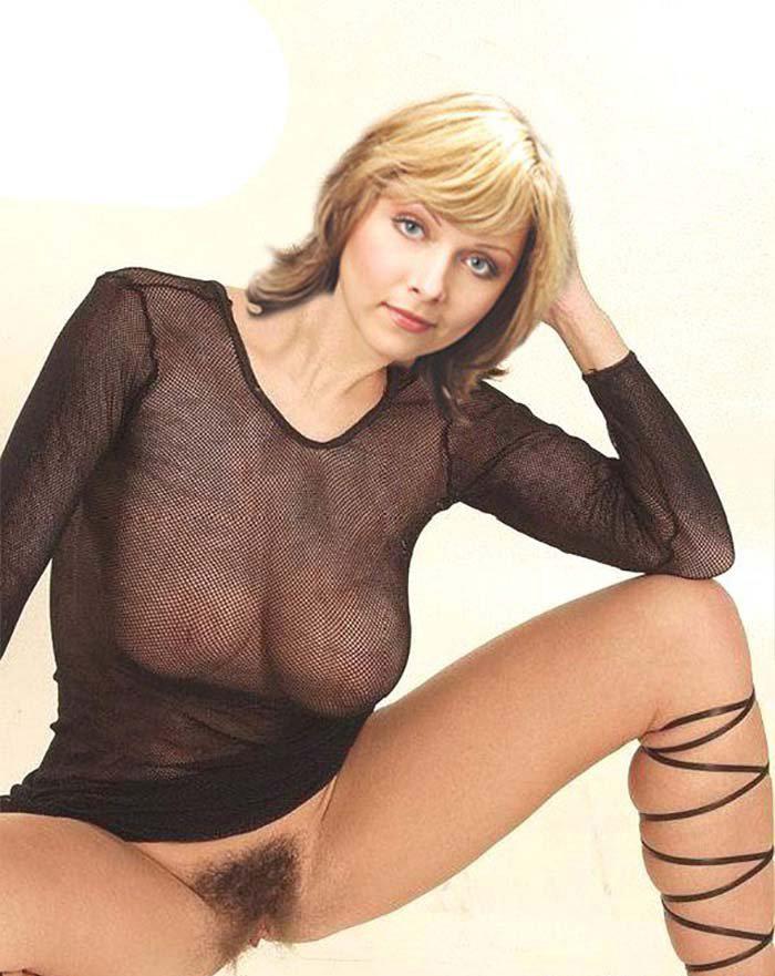 Дарья Повереннова голая. Фото - 14