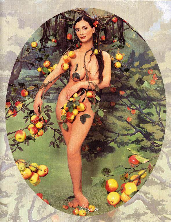 Екатерина Стриженова голая. Фото - 3