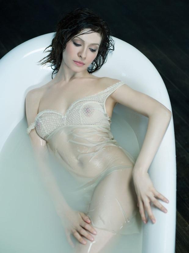Елена Подкаминская голая. Фото - 5