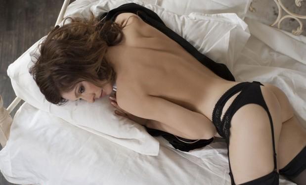 Елена Подкаминская голая. Фото - 6