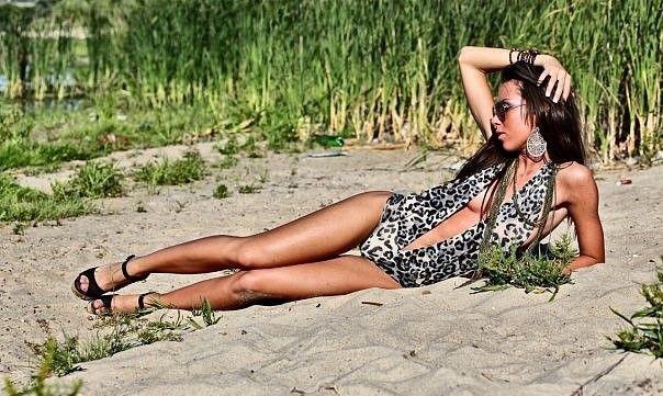 Елена Шоронина голая. Фото - 13