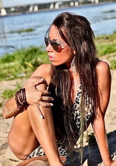 Елена Шоронина голая. Фото - 5