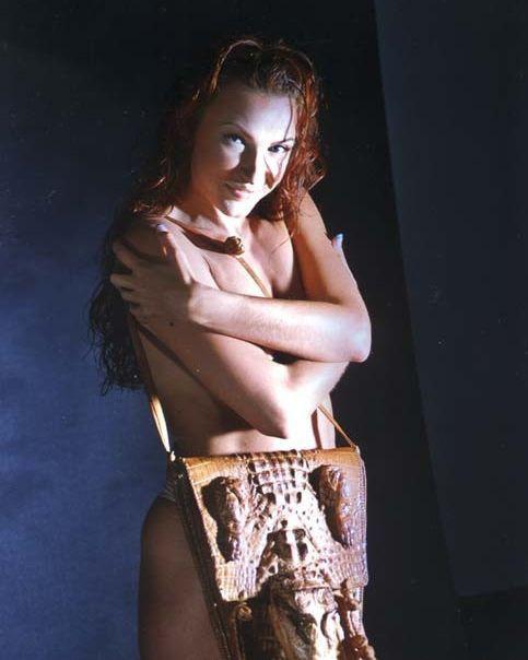 Эвелина Бледанс голая. Фото - 2
