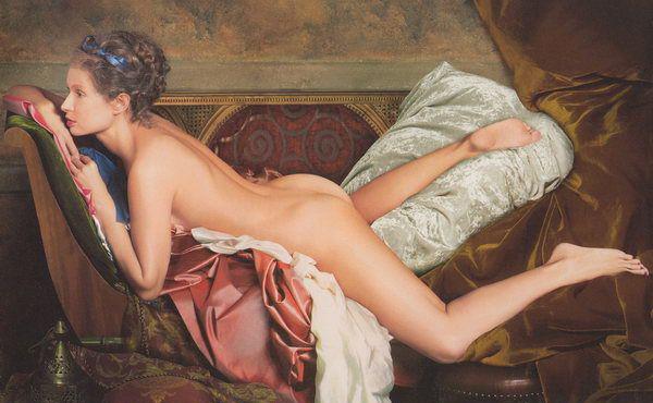 Эвелина Бледанс голая. Фото - 7