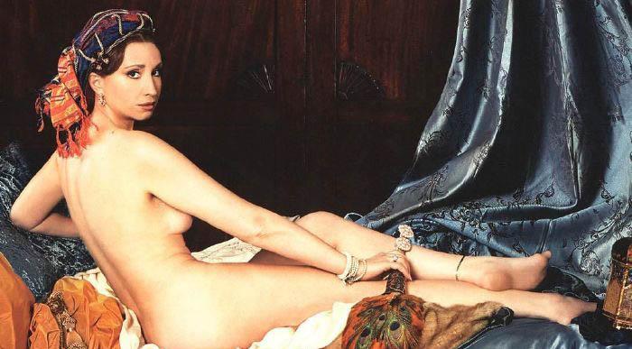 Ирина Аллегрова голая. Фото - 2