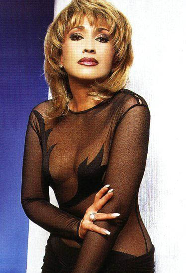 Ирина Аллегрова голая. Фото - 4