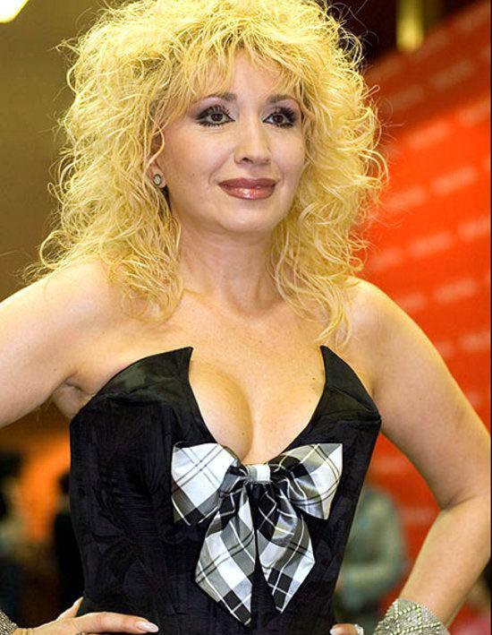 Ирина Аллегрова голая. Фото - 5