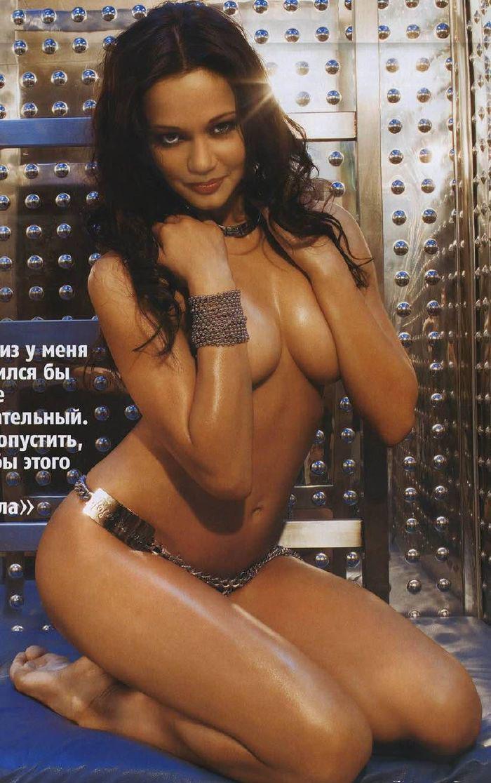 Ирина Чащина голая. Фото - 2