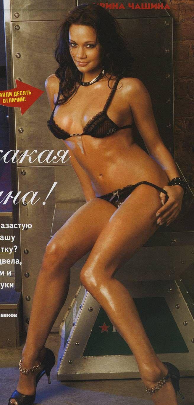 Ирина Чащина голая. Фото - 3