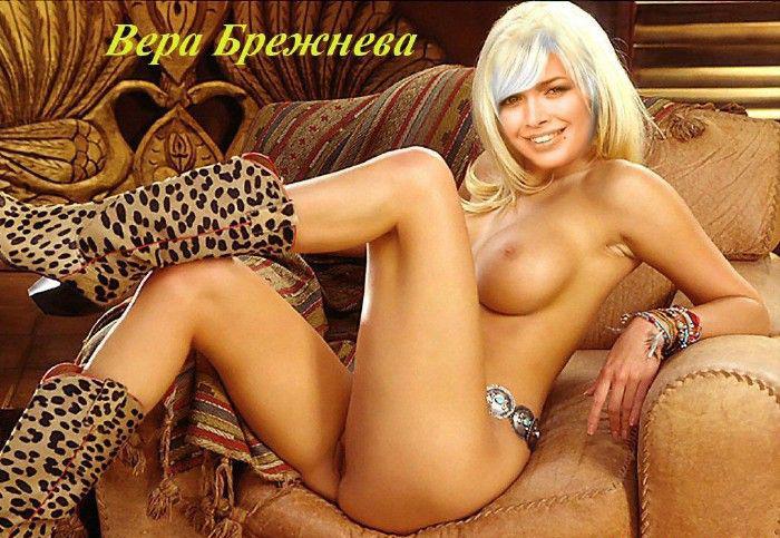 Вера Брежнева голая. Фото - 81