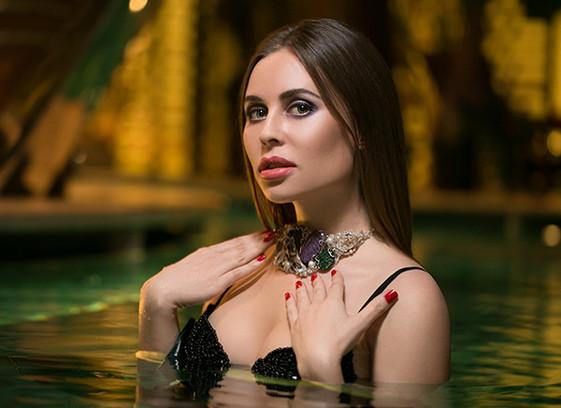 Юлия Михалкова голая. Фото - 23