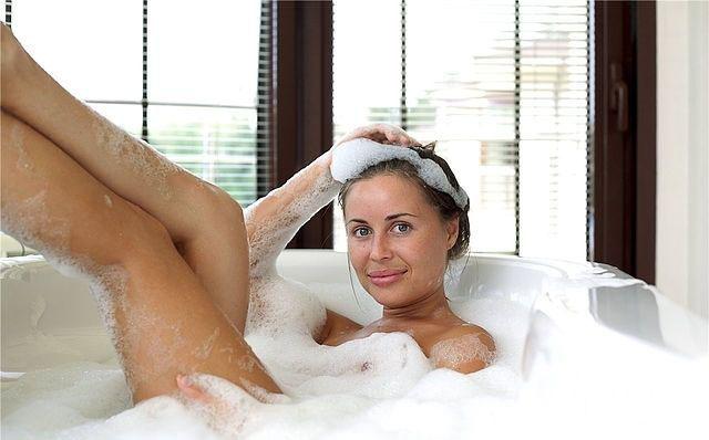 Юлия Михалкова голая. Фото - 8