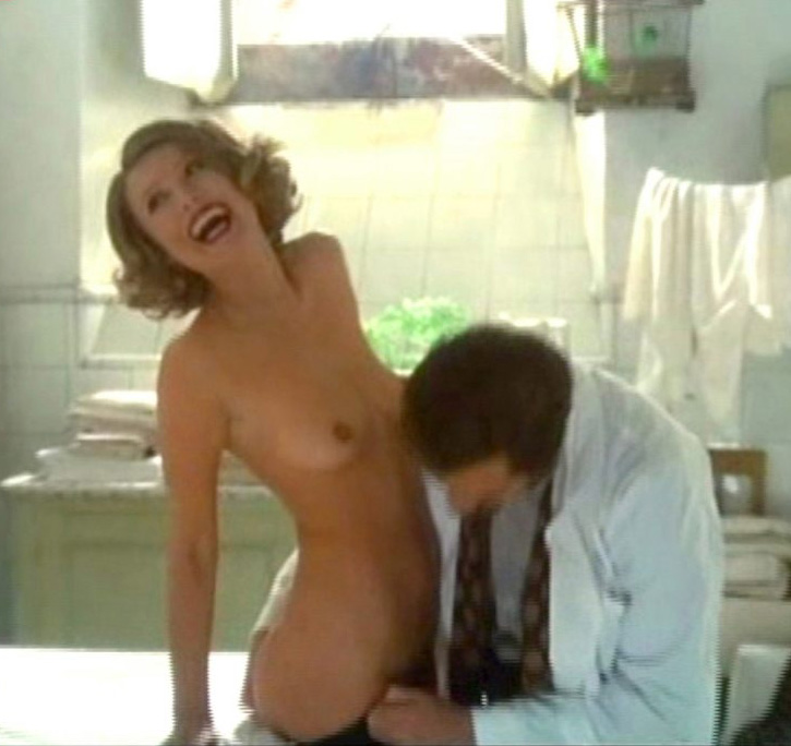 Barbara Bouchet Nude. Photo - 102