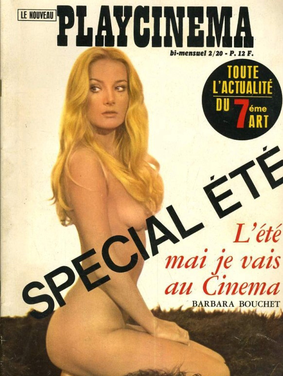 Barbara Bouchet Nude. Photo - 35