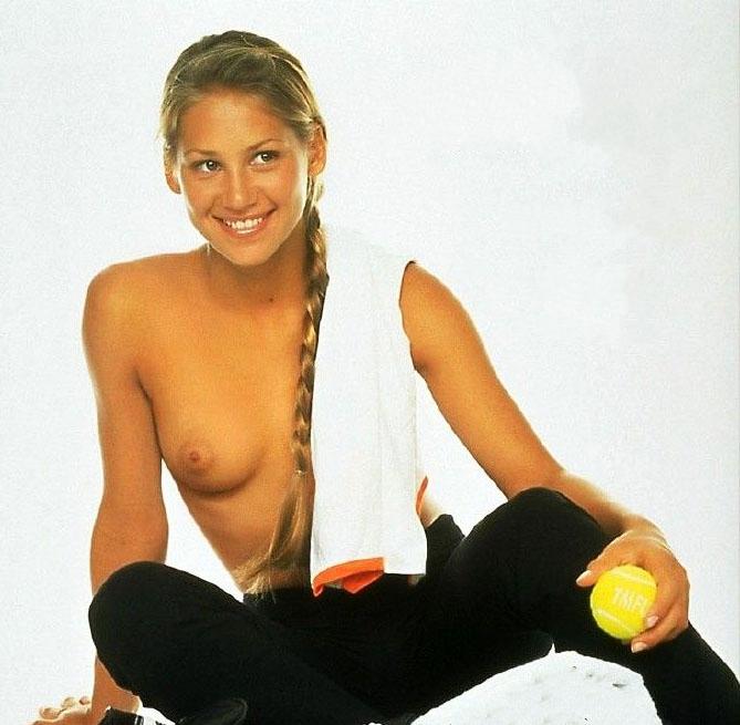 Anna Kournikova Nackt. Foto - 46
