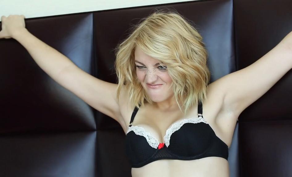 Abby Elliott Colección de Fotos Desnudas