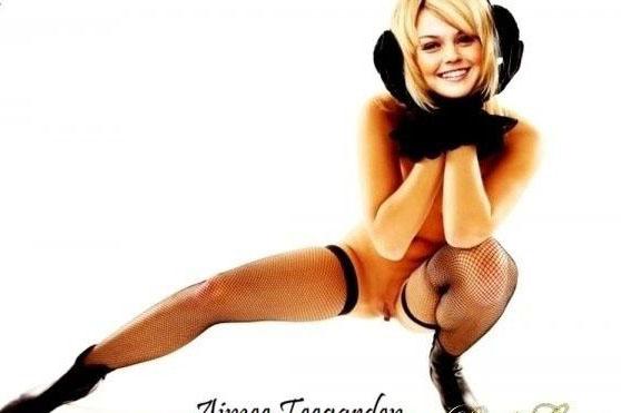 Aimee Teegarden Nago. Zdjęcie - 6