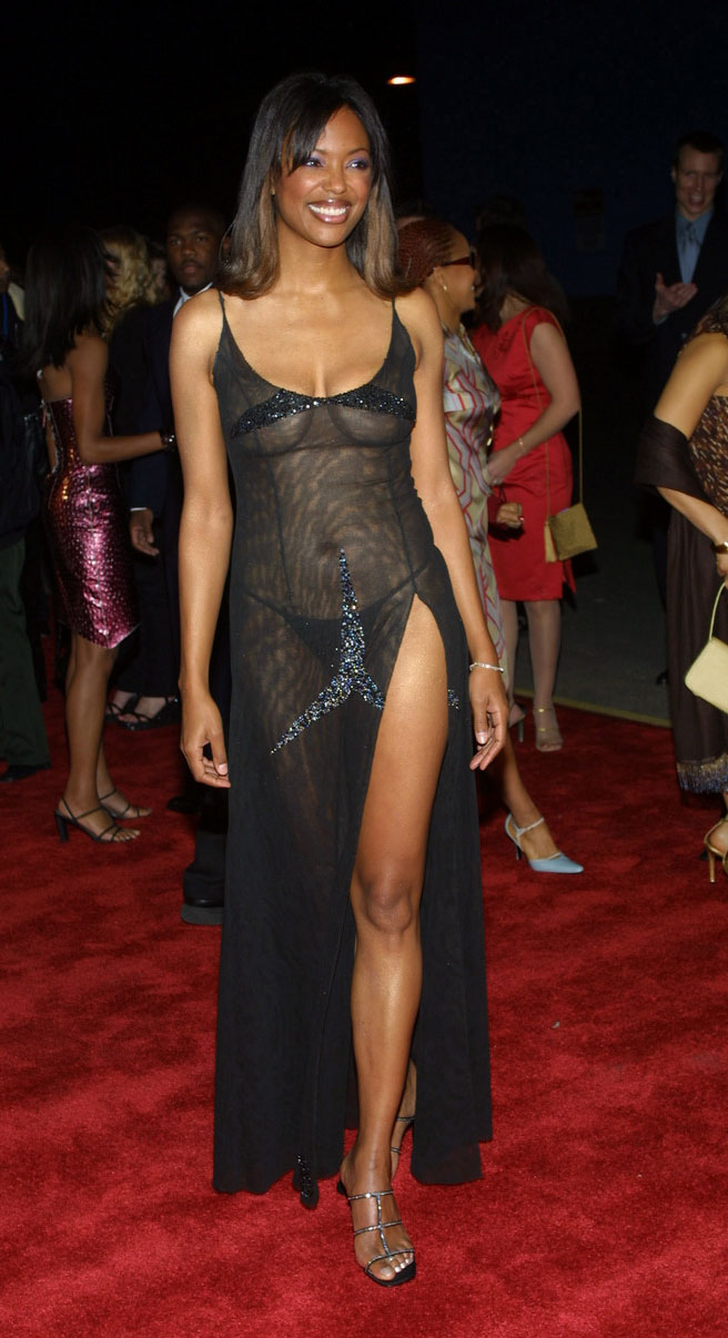 Aisha Tyler Nude. Photo - 10