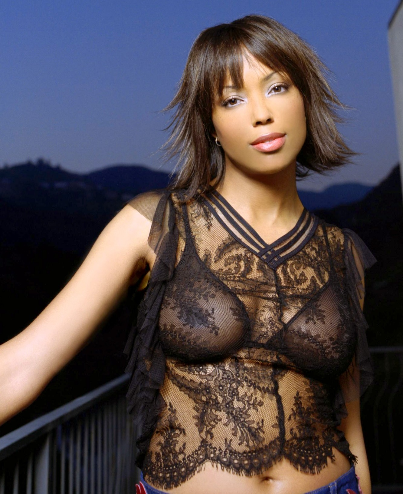 Aisha Tyler Nude. Photo - 5