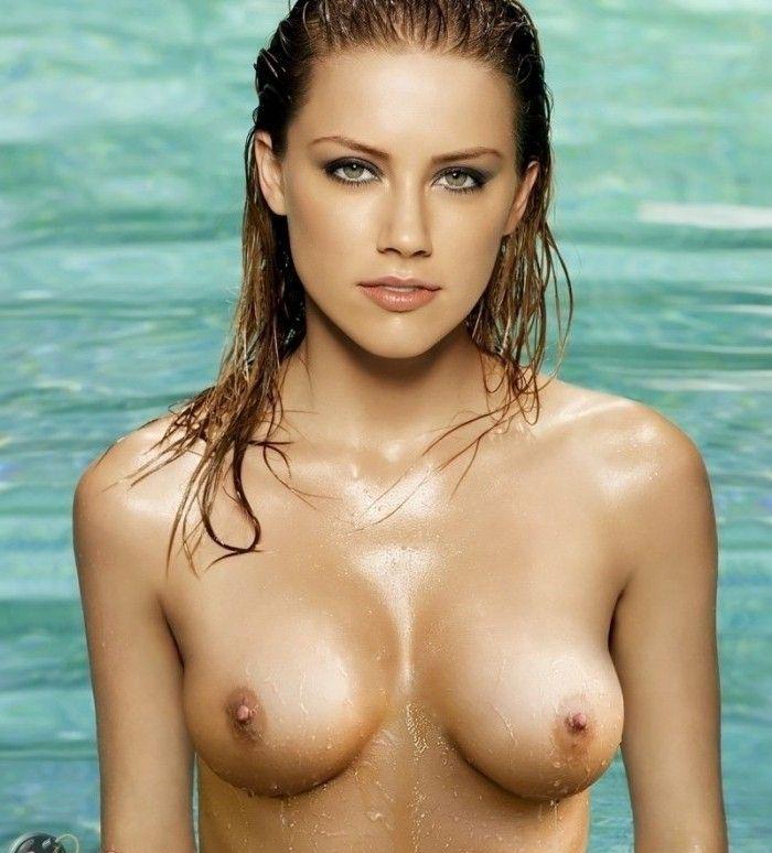 Amber Heard Nago. Zdjęcie - 20