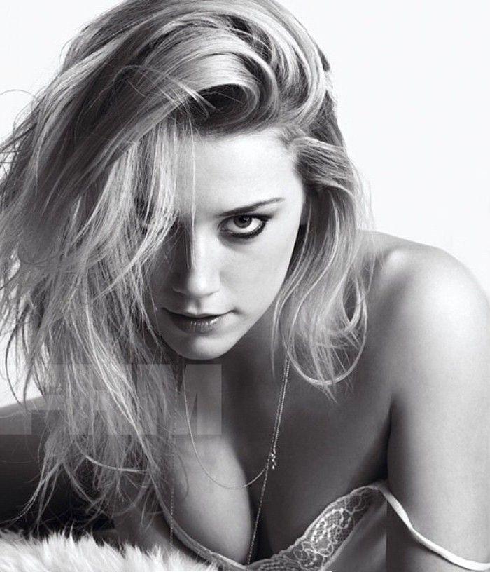 Amber Heard Nago. Zdjęcie - 7
