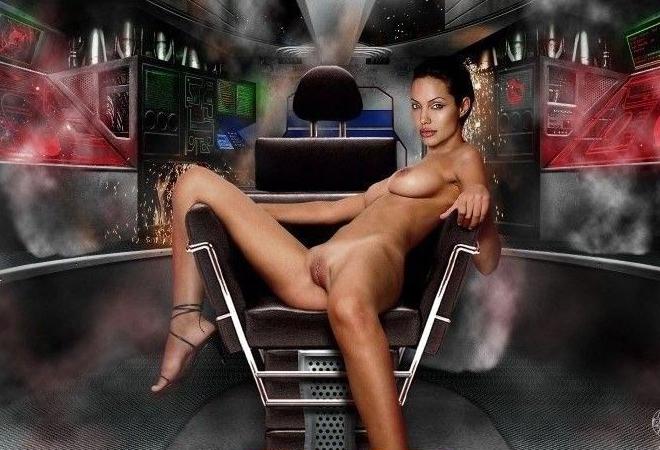 Angelina Jolie Nago. Zdjęcie - 109