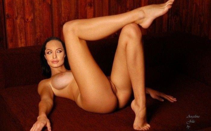 Angelina Jolie Nago. Zdjęcie - 125